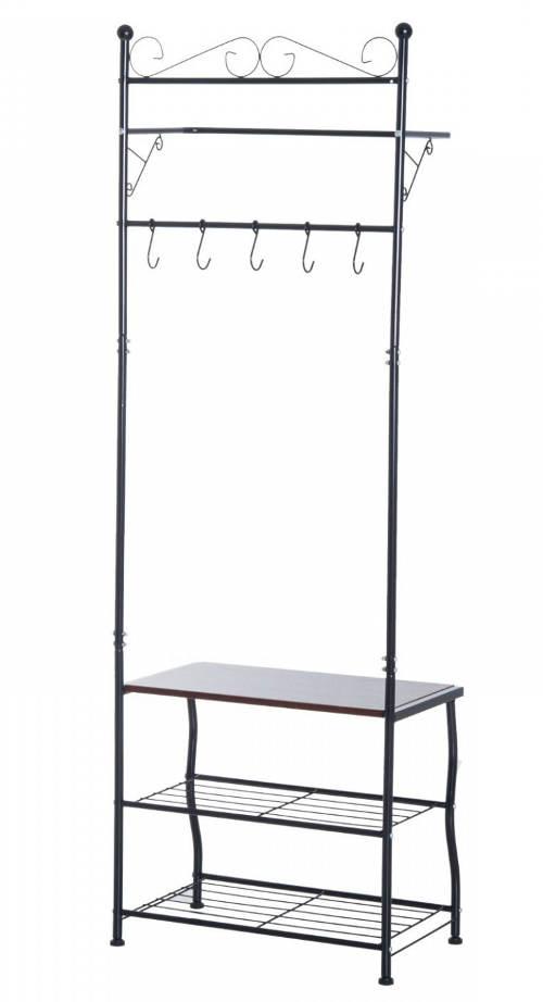 Kovový nábytek do zádveří