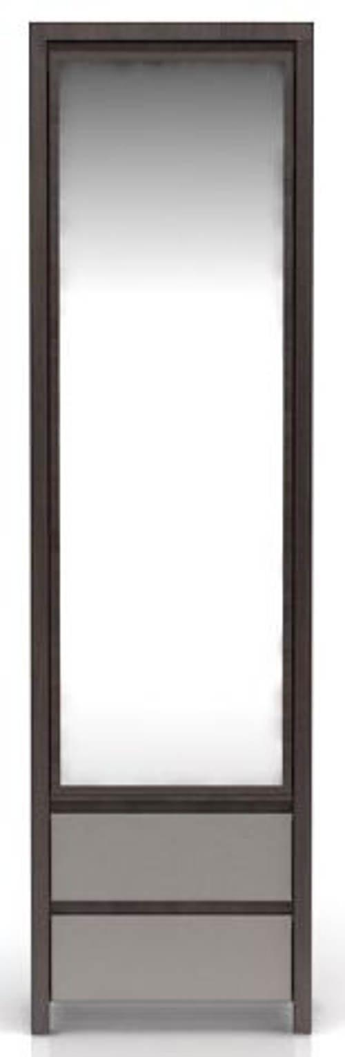 Botníková skříň se zrcadlem