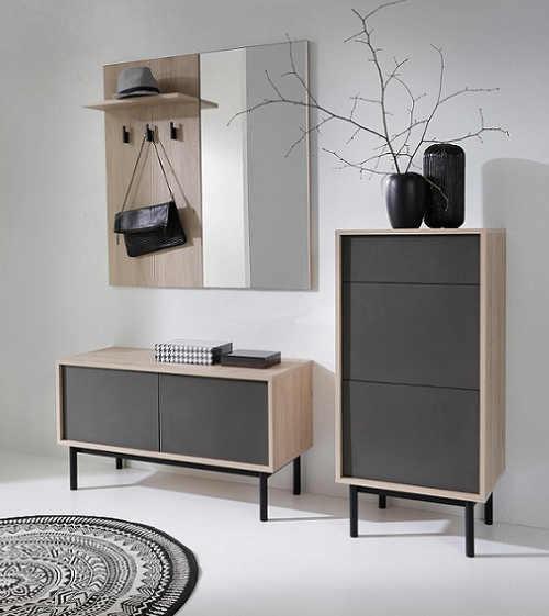 Moderní minimalistické zádveří