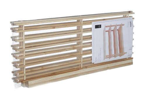 Snadno sestavitelný dřevěný botník