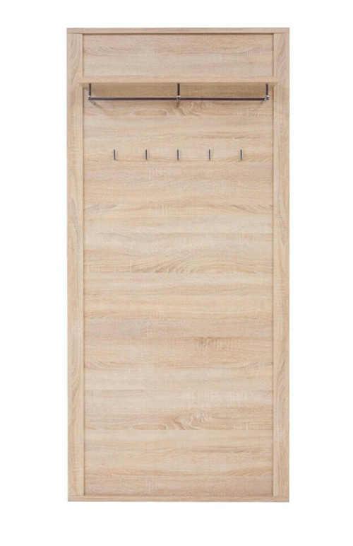 Dřevěný předsíňový panel na zeď