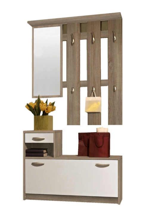 Předsíňová stěna VERA včetně zrcadla