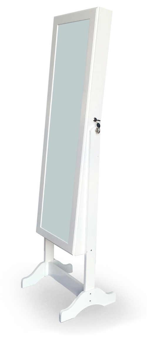 Velké polohovací stojací zrcadlo