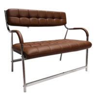 Moderní čalouněná lavice do vstupní haly